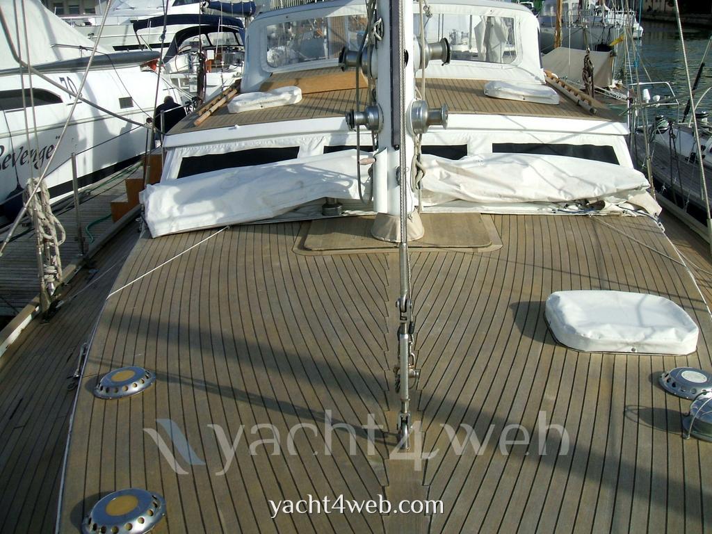 Benetti sail division 16.50