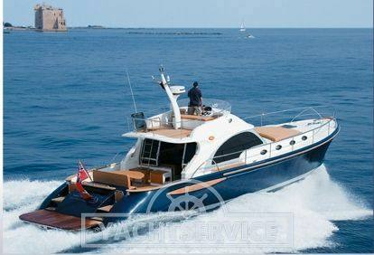 Franchini yachts Emozione 55 classic o fly da - Photo Not categorized 1