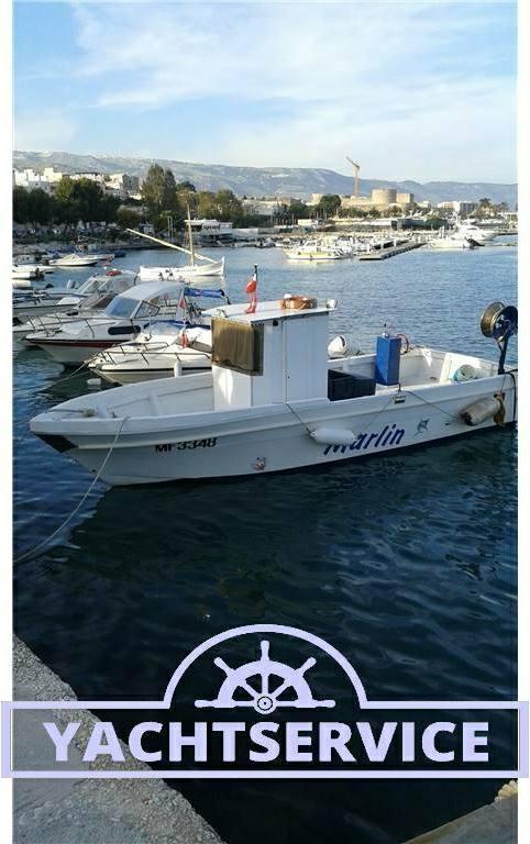Cantiere-navale-d-abruzzo Barca da pesca con licenza 1 gt - Fotos Exterior 4