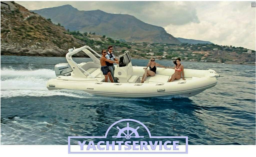 Italboat Stingher 686 xs