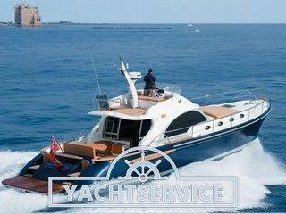 Franchini yachts 55 fly