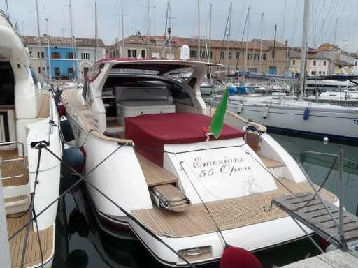 Franchini yachts Franchini yachts Emozione 55