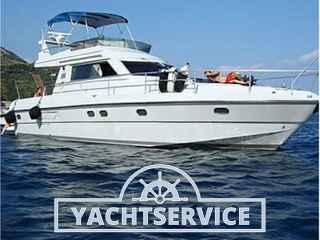 Clanship 45 - 3 cabine + 1