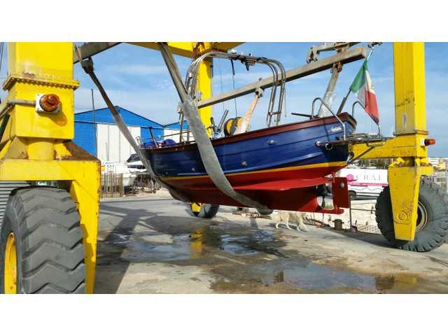 Nauticart Armonia 6 mt. pontato