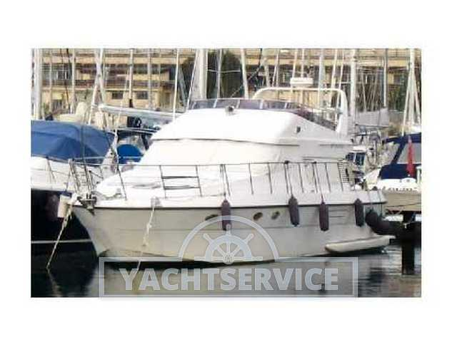 Asia-boat-builders Aquarius 500 - 3 cabine