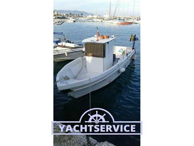 Cantiere-navale-d-abruzzo Barca da pesca con licenza 1 gt