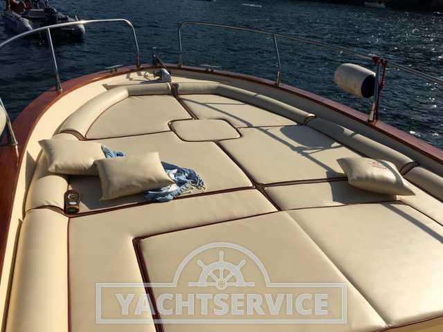 Cantieri Tirrenia Viveur 750