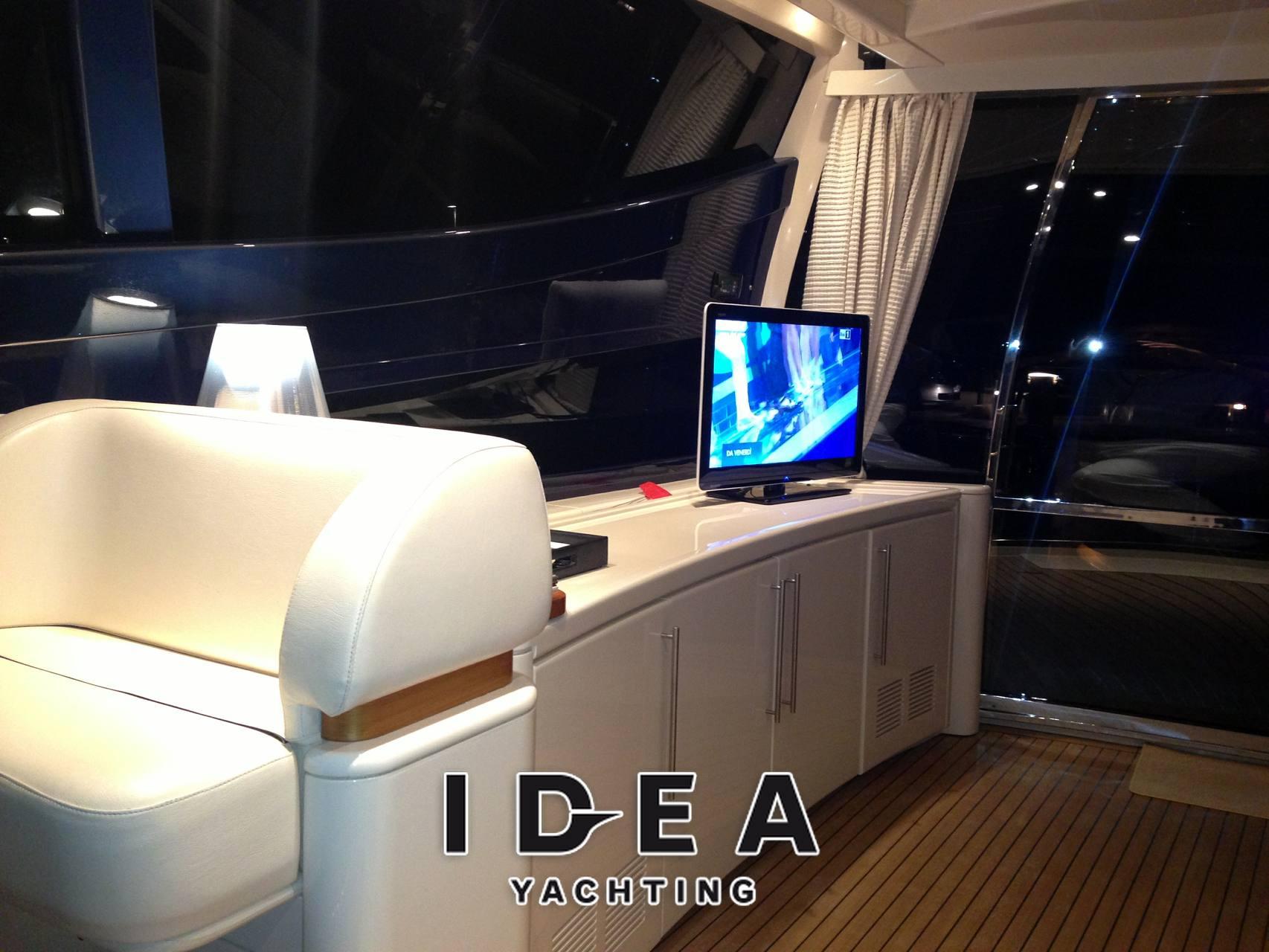 Riva Splendida 72 - Photo Inside: detail 3