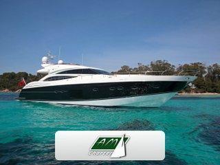 Princess yachts 85'