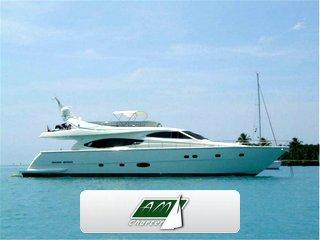 Ferretti Yacht 760
