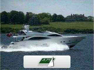 Sunseeker Yachts 94 fly