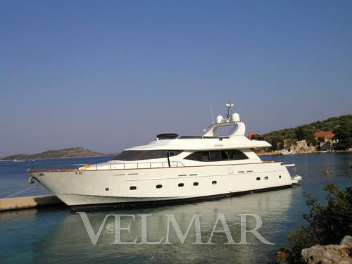 Benetti sail division Bsd 80' (oneoff model)