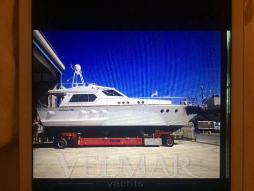 SANLORENZO  VG Motoryacht 14 m.