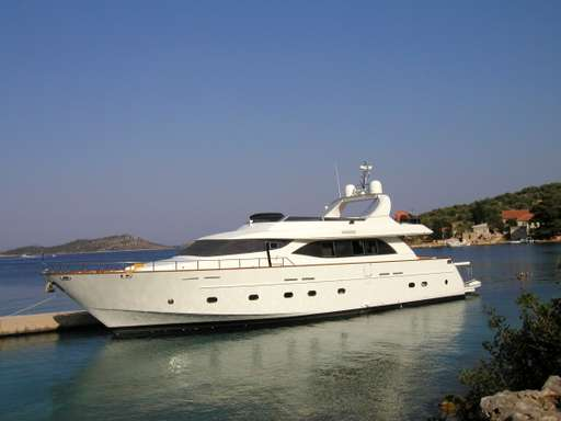 Benetti sail division Benetti sail division Bsd 80' (oneoff model)