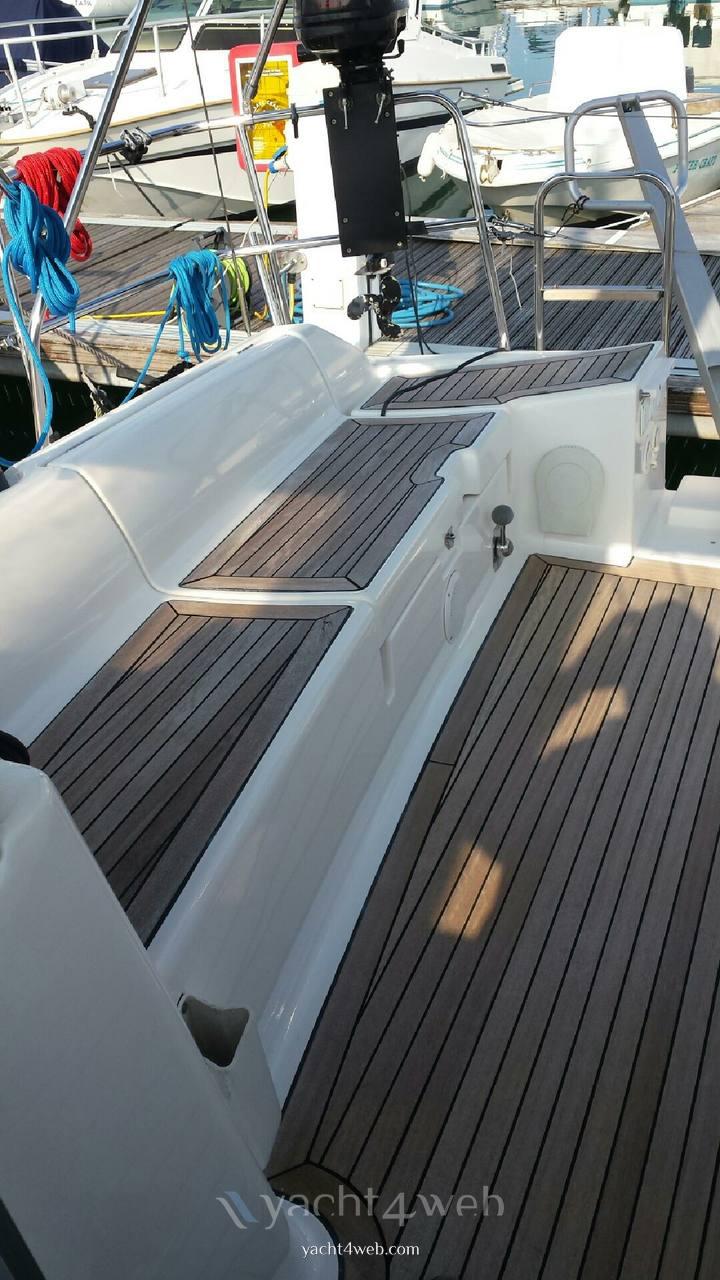 Dufour yachts 325 grand'large - Photo Exterior: detail 1