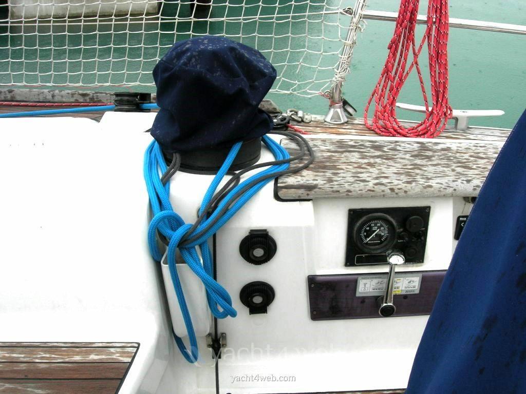 Dufour yachts Dufour 44 performance - Photo Extérieur: en détail 3