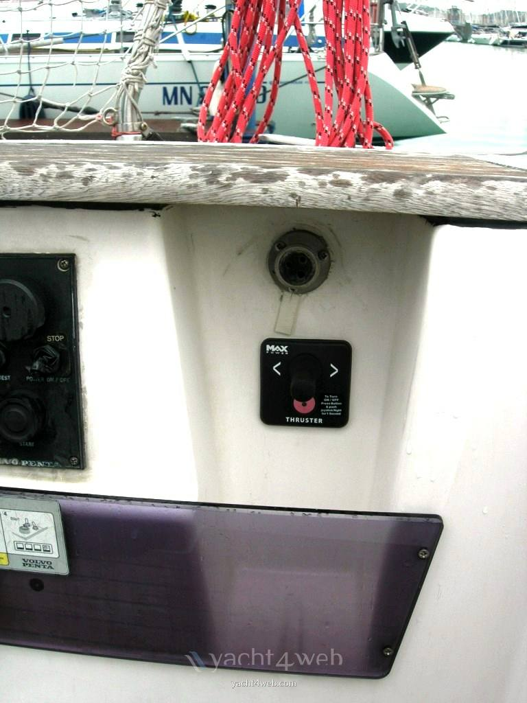 Dufour yachts Dufour 44 performance - Photo Extérieur: en détail 12