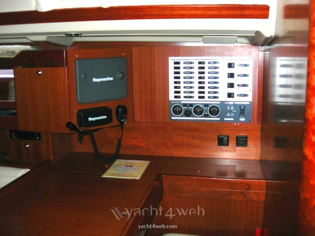 Dufour yachts Dufour 44 performance - Photo Instruments de navigation 1
