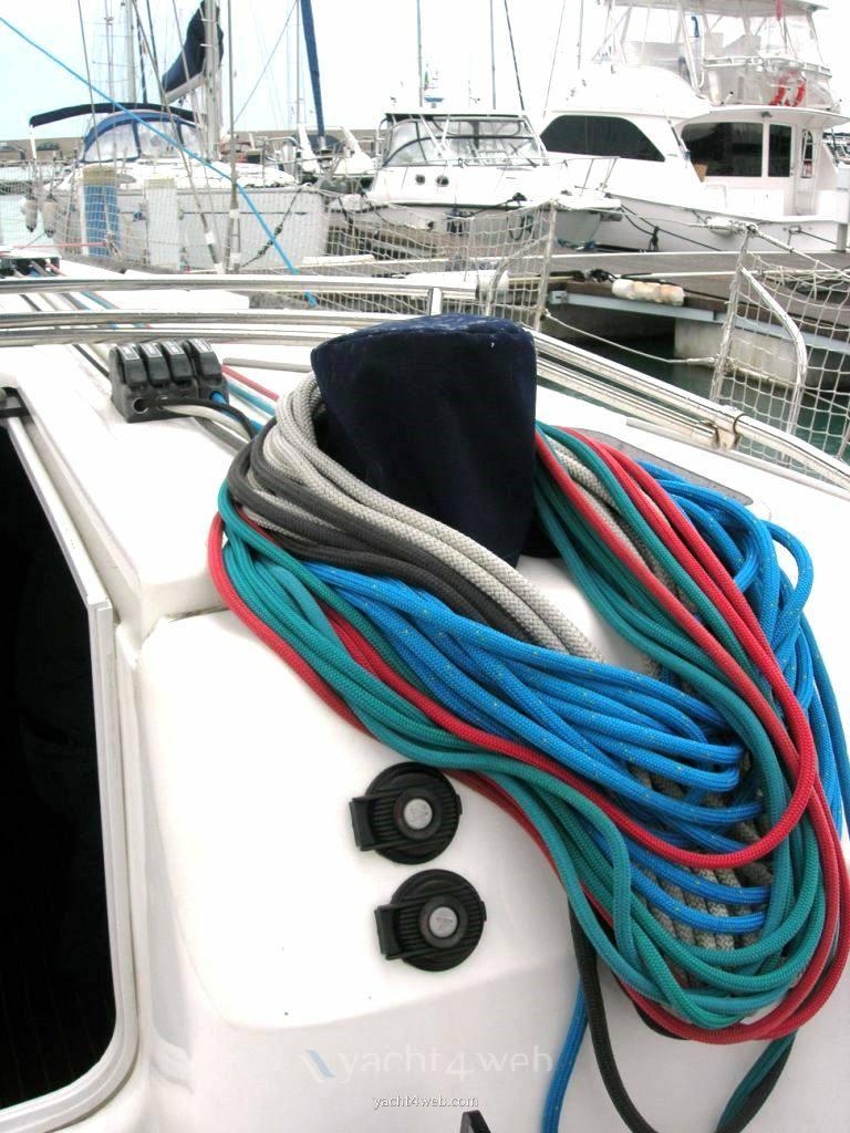 Dufour yachts Dufour 44 performance - Photo Extérieur: en détail 5