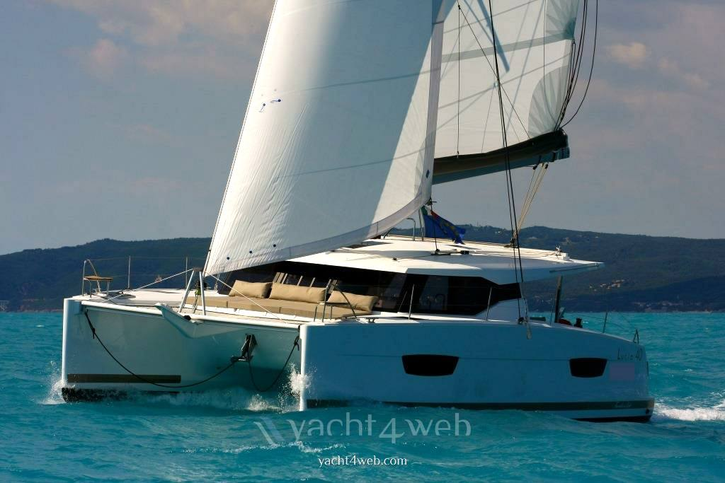 Fountaine pajot Lucia 40 - Photo Not categorized 2