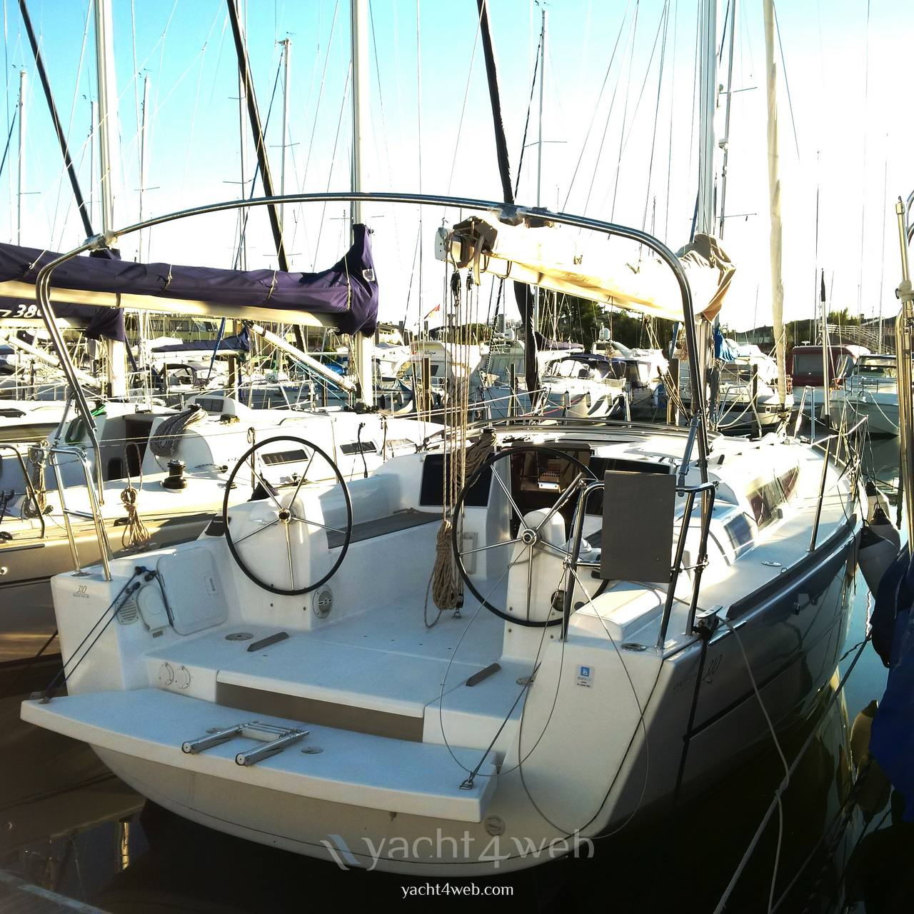 Dufour yachts 310 grand large