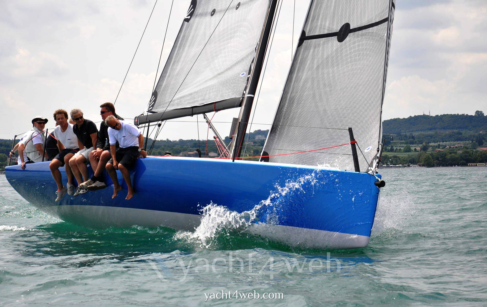 Ice yachts Ice 33 Coureurs