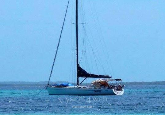 Class-yacht 53 bateau à voile