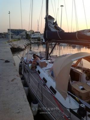 Class-yacht 53 occasion