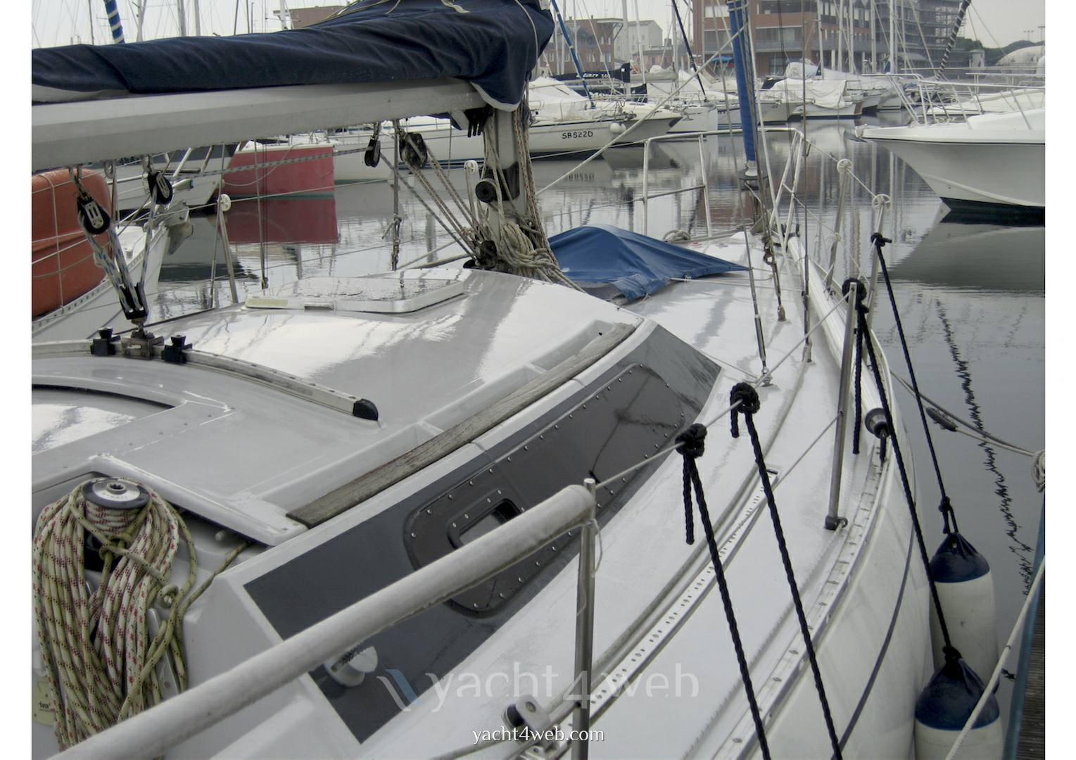 Cantire-del-pardo Grand soleil 34 Sailing boat used for sale