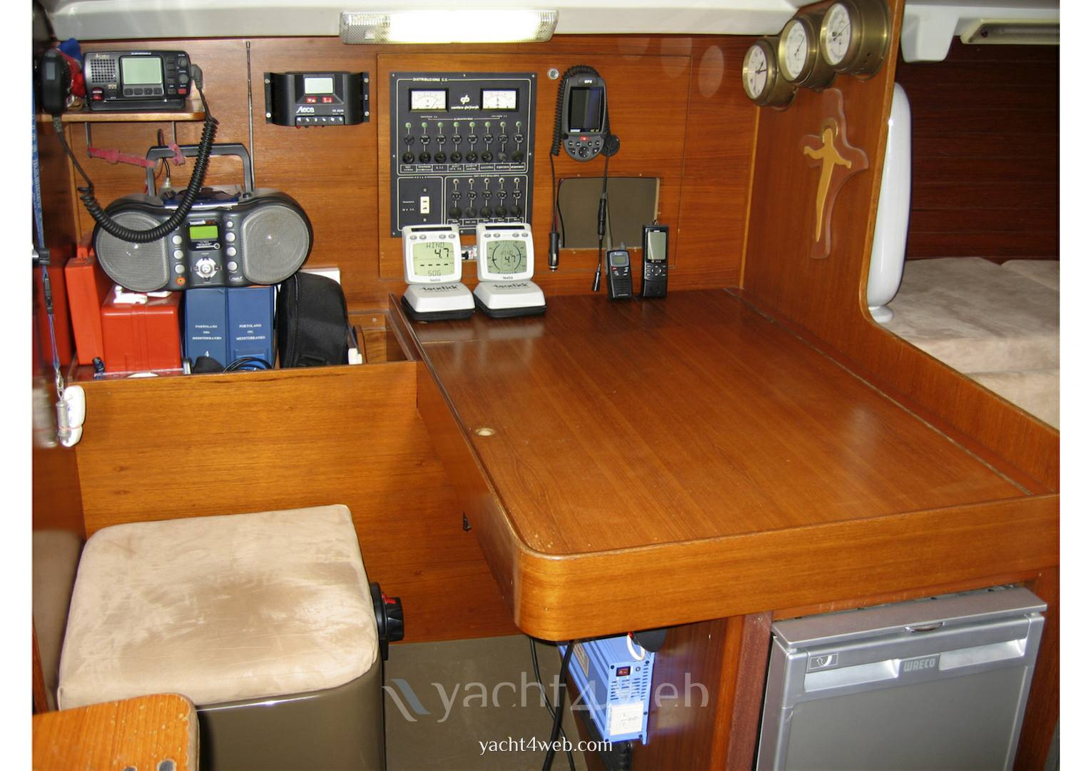 Cantire-del-pardo Grand soleil 34 sailing boat