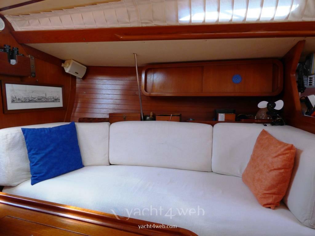 Cantiere del pardo Grand soleil 343 sailing boat