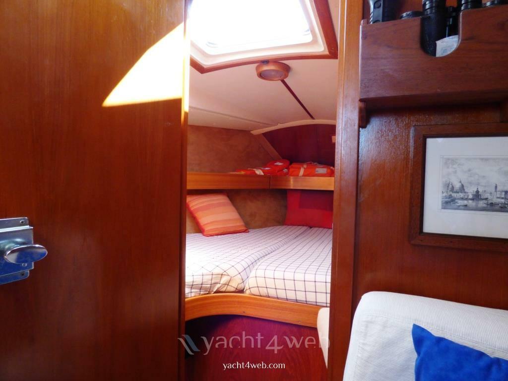 Cantiere del pardo Grand soleil 343 Sail cruiser used