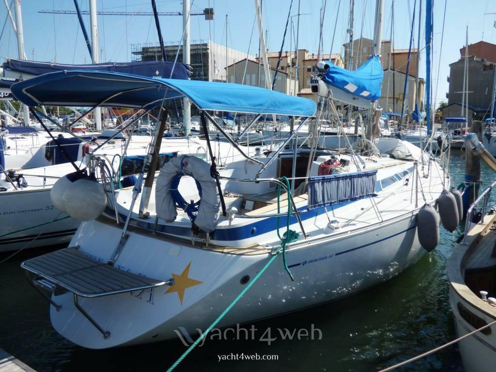 Cantiere del pardo Grand soleil 343 Sail cruiser