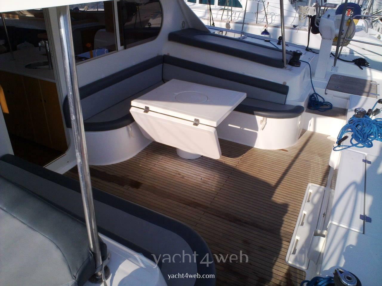 Nautitech 47 sailing boat