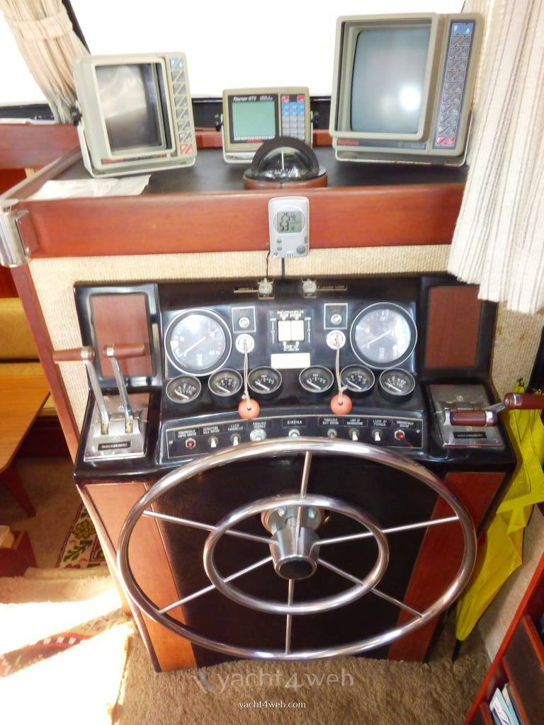 Viking 43 double cabin 1981