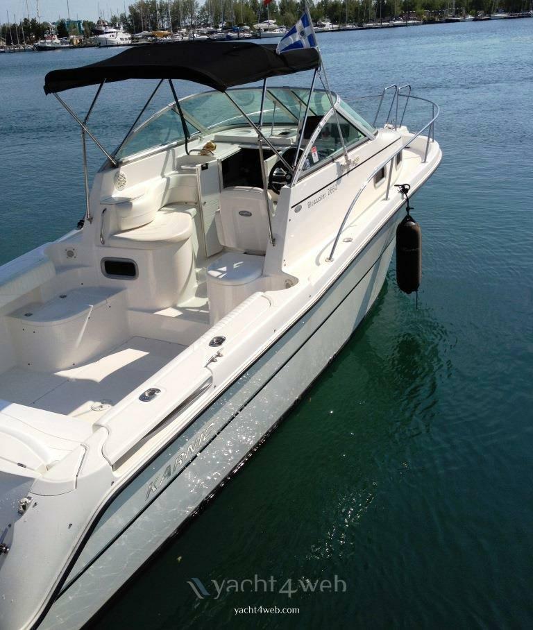 Karnic 2660 bluwater Barco a motor usado para venda
