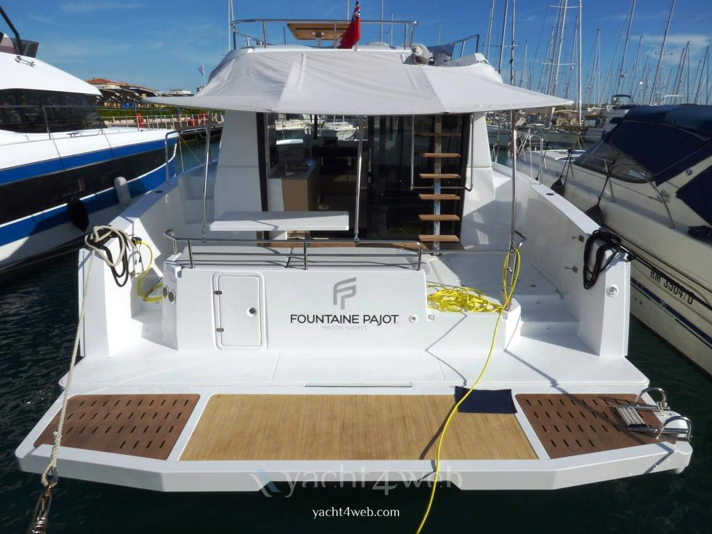 FOUNTAINE PAJOT My 37 Macht Katamarane