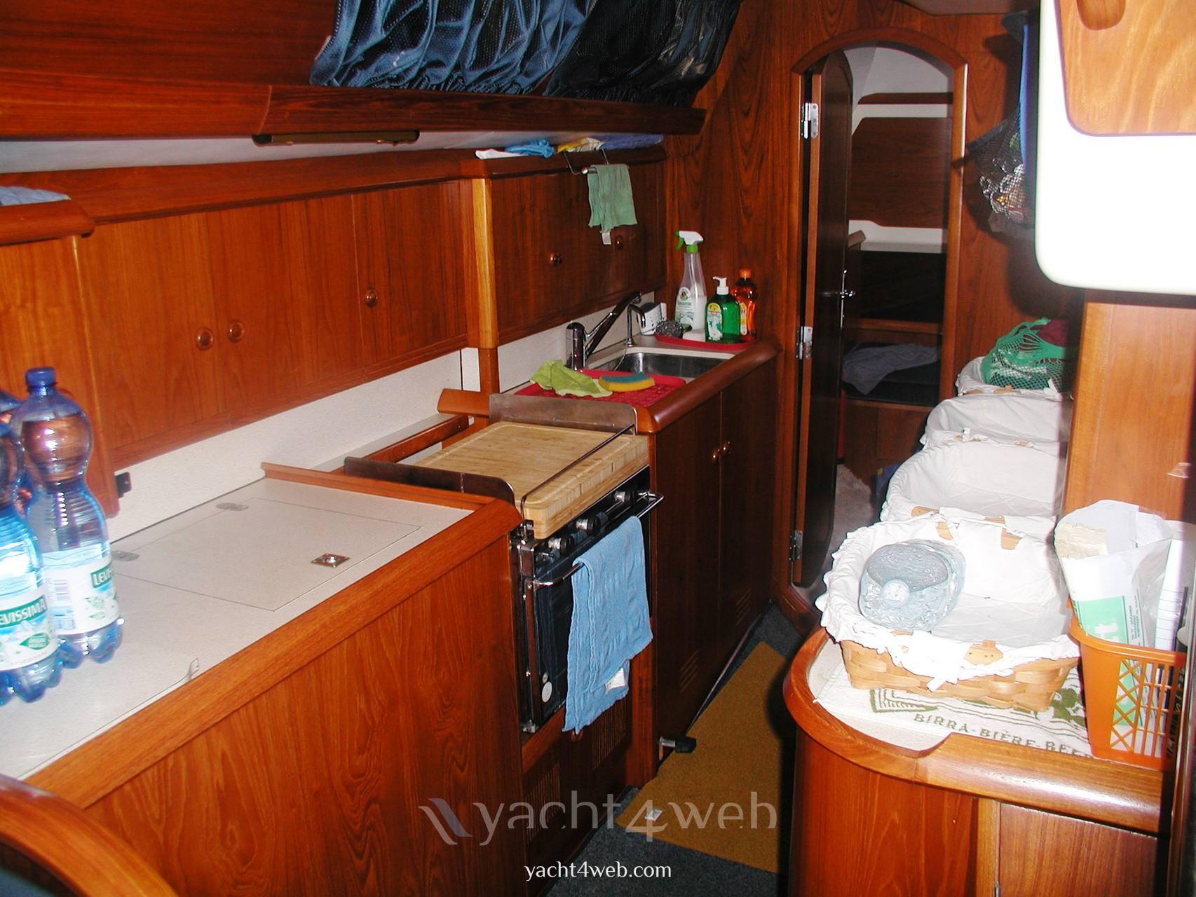 JEANNEAU Sun odyssey 42cc Cruiser