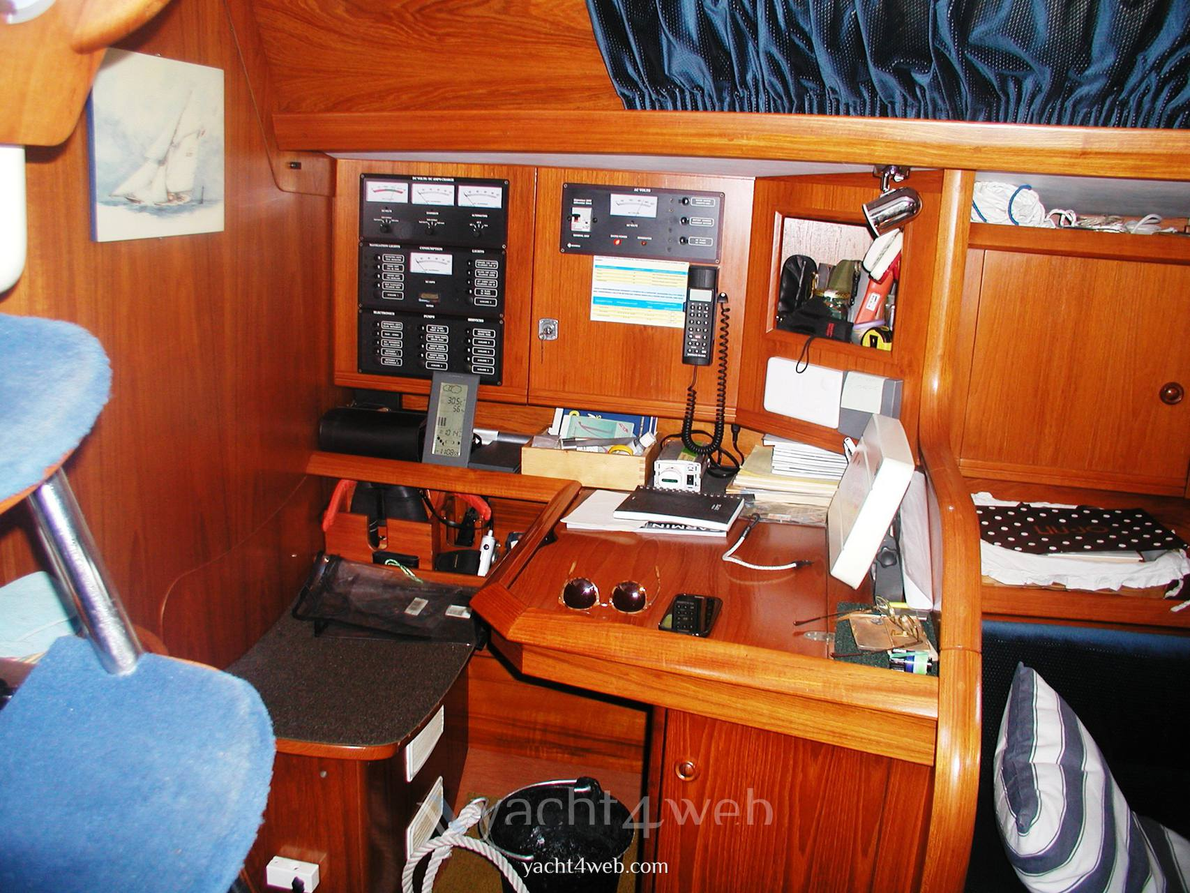 JEANNEAU Sun odyssey 42cc Barca a vela usata in vendita