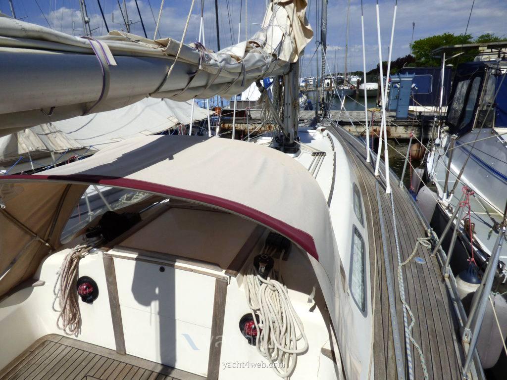 Orion Marine Rustler 36 Barca a vela usata in vendita