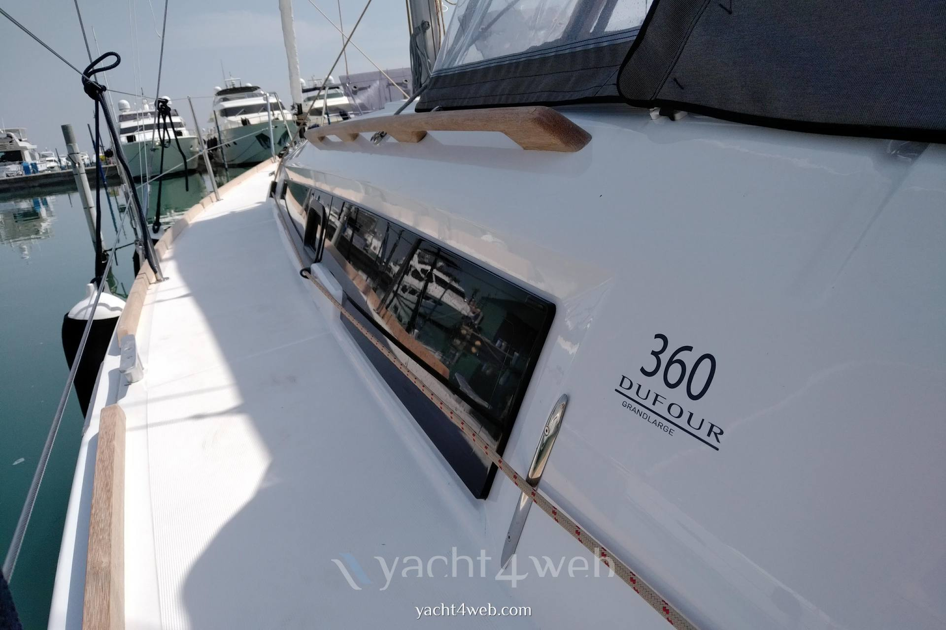 Dufour Yachts 360 grand large Barca a vela usata in vendita