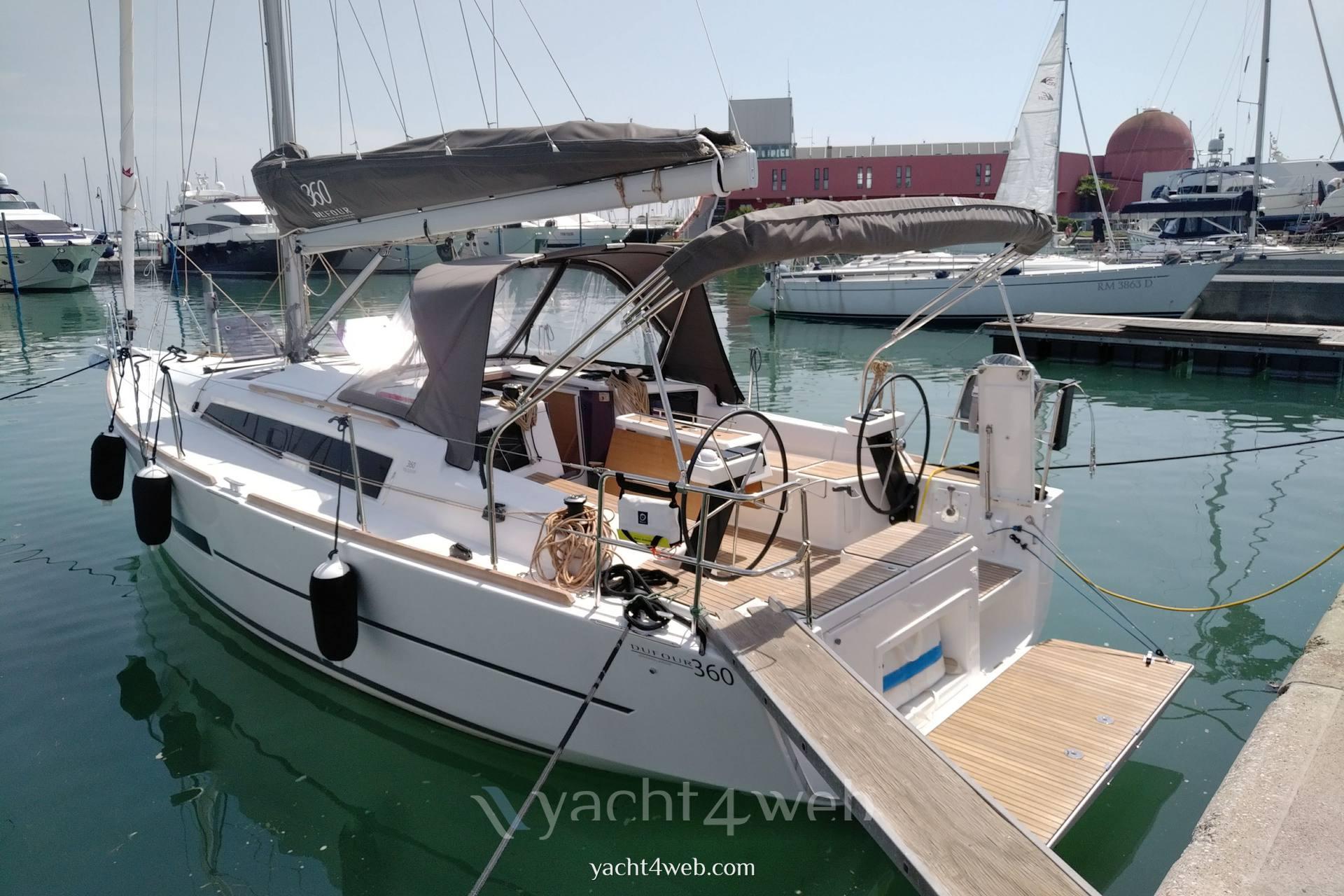 Dufour Yachts 360 grand large barca a vela
