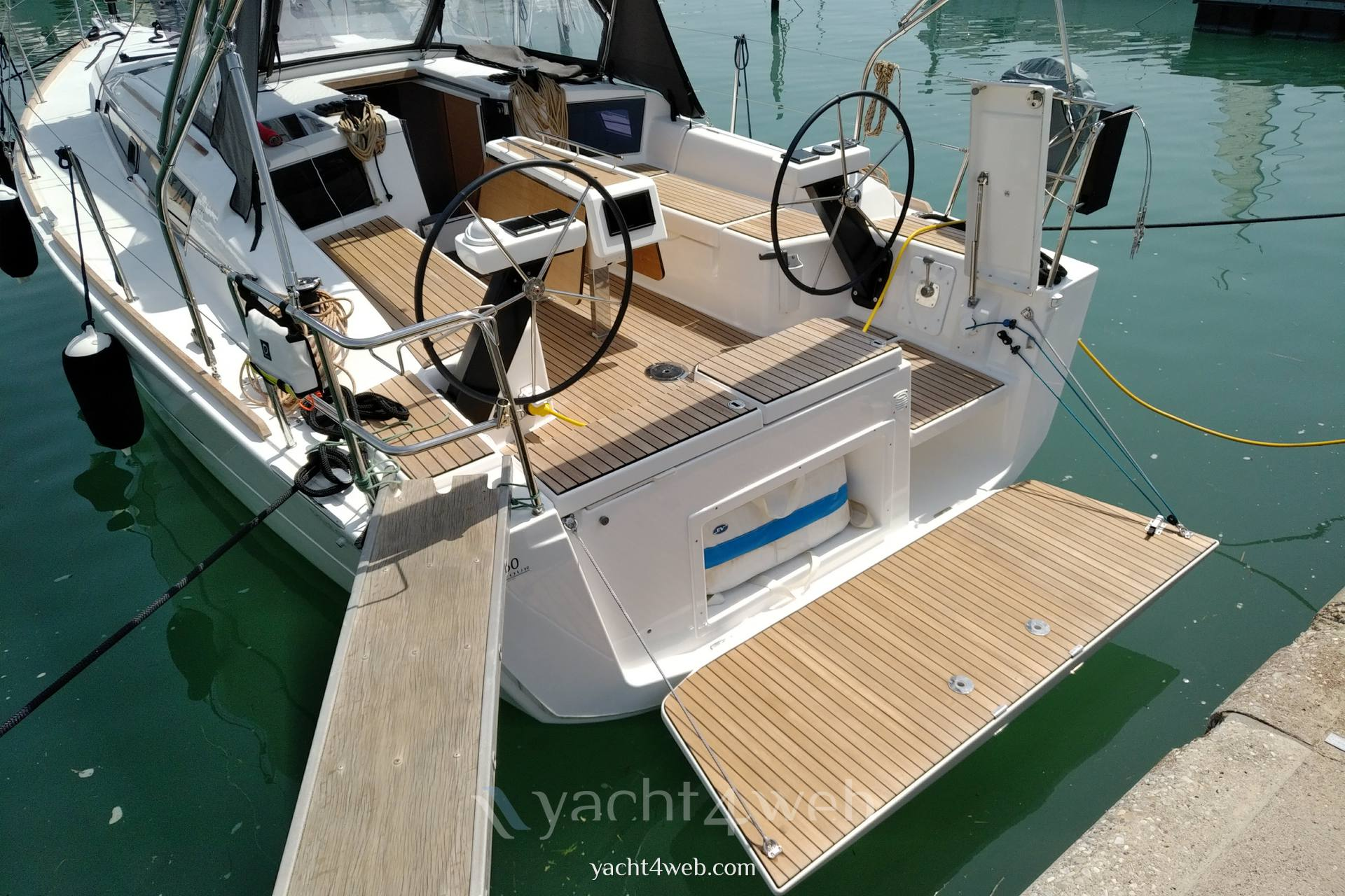 Dufour Yachts 360 grand large Crucero