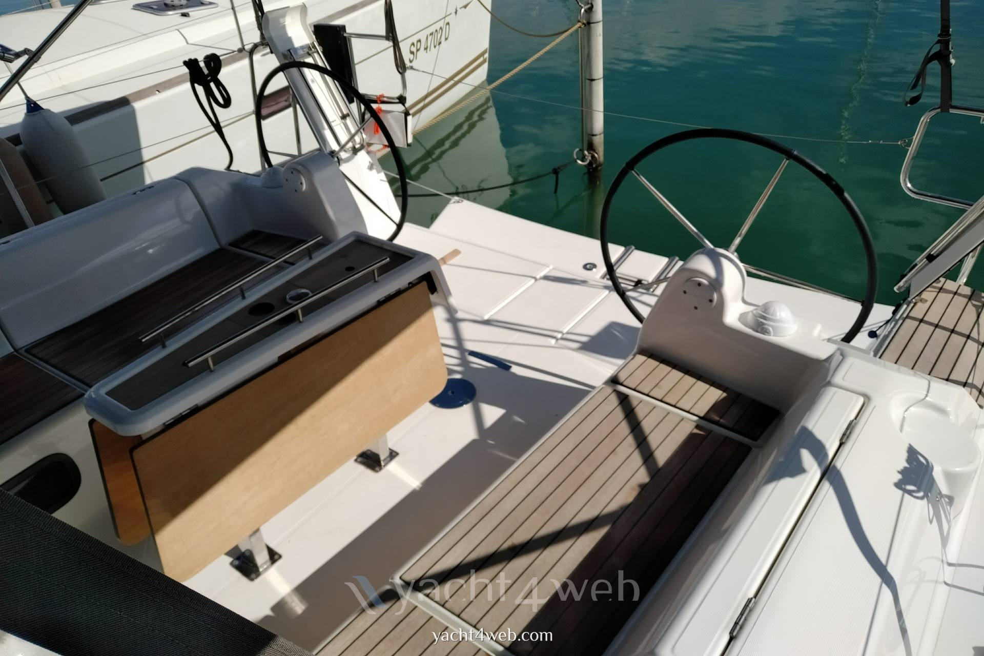 Dufour Yachts 382 grand large usato