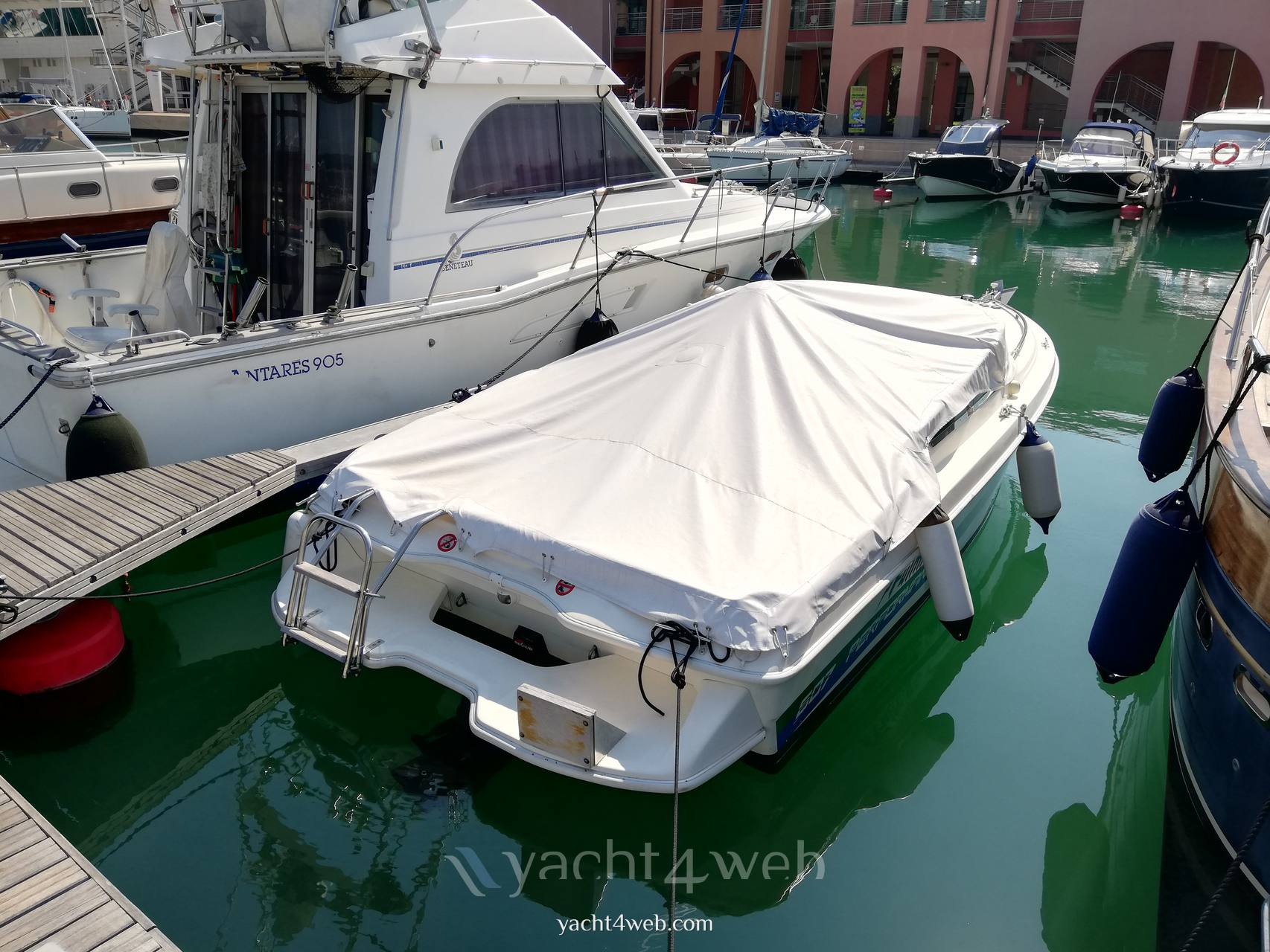 Performance 607 Barca a motore usata in vendita