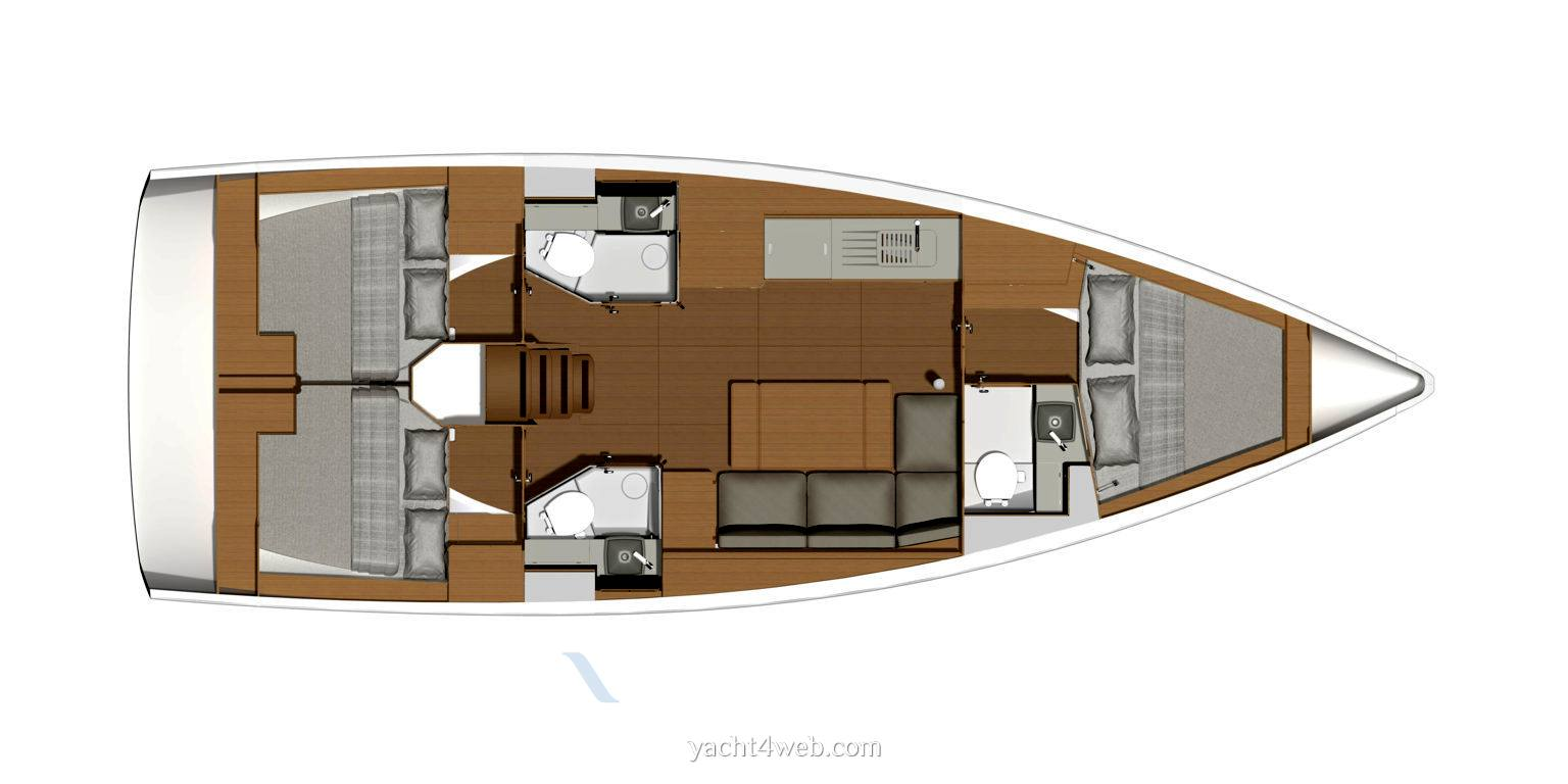 Dufour 390 grand large 0