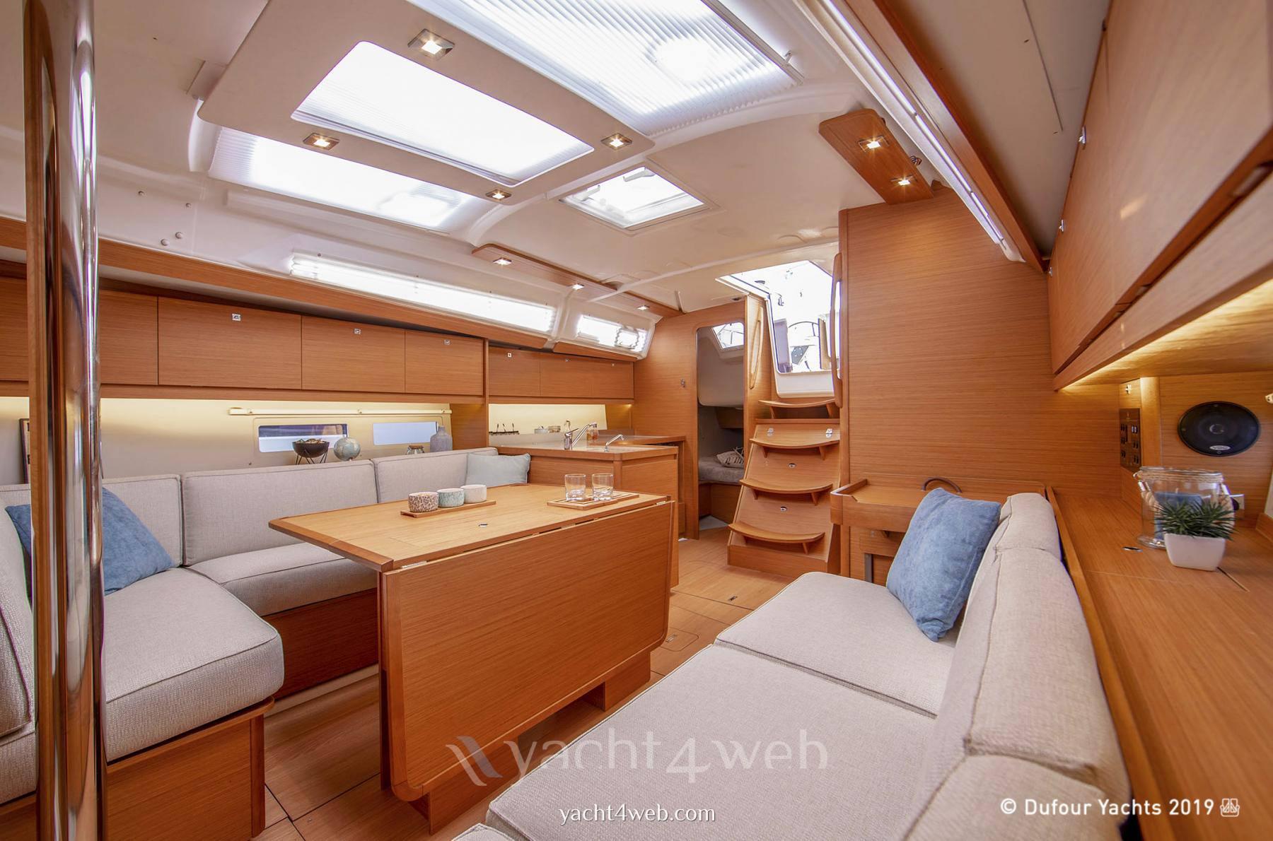 Dufour 390 grand large Crucero