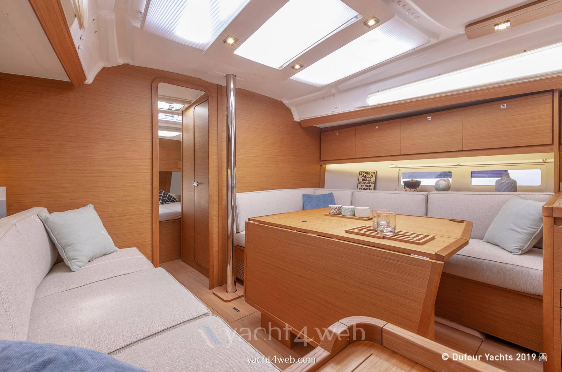 Dufour 390 grand large Парусная лодка