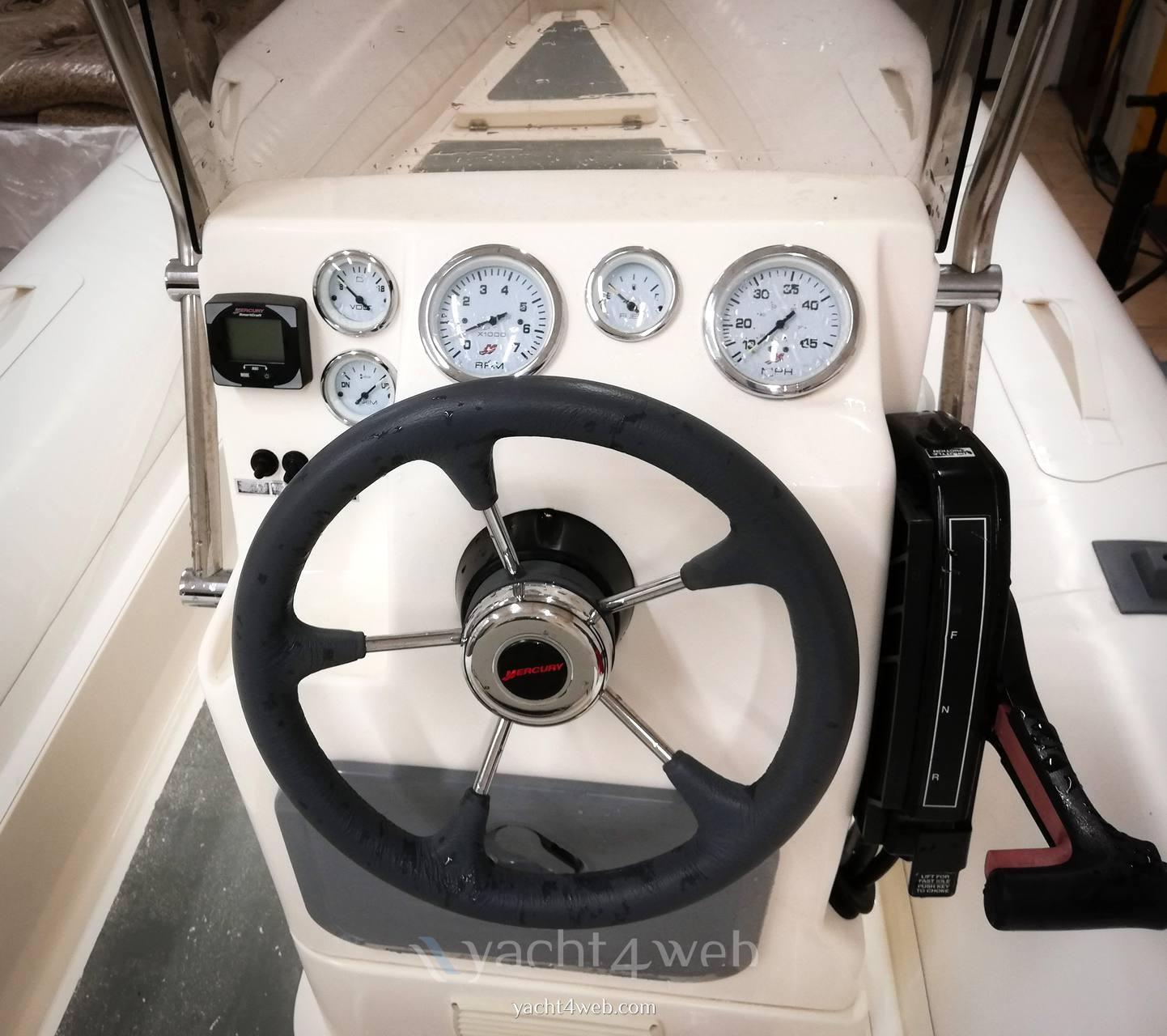 BWA 15 sport barca a motore
