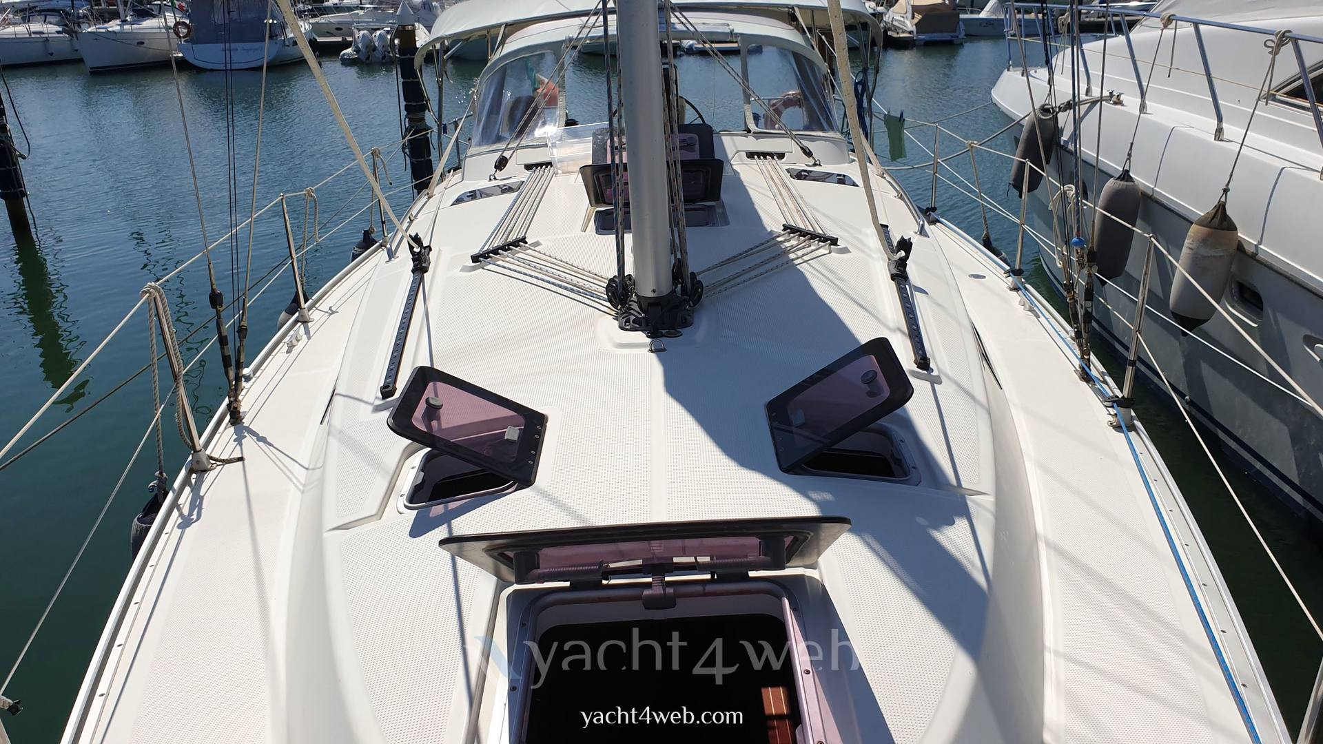 Bavaria 36 cruiser Barca a vela usata in vendita